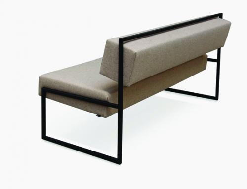 Angle sofa