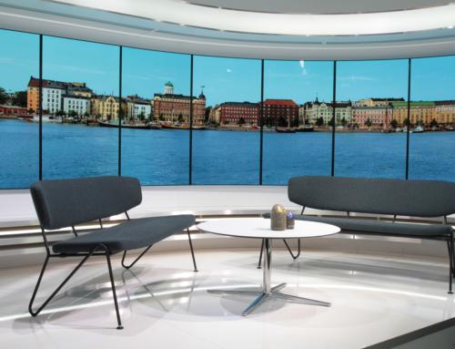 Huomenta Suomi Daily Talk Show Helsinki