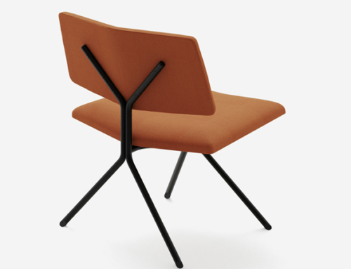 X Lounge Chair